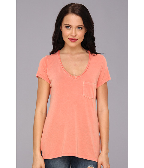Bluze Alternative Apparel - Favorite Tee - Persimmon