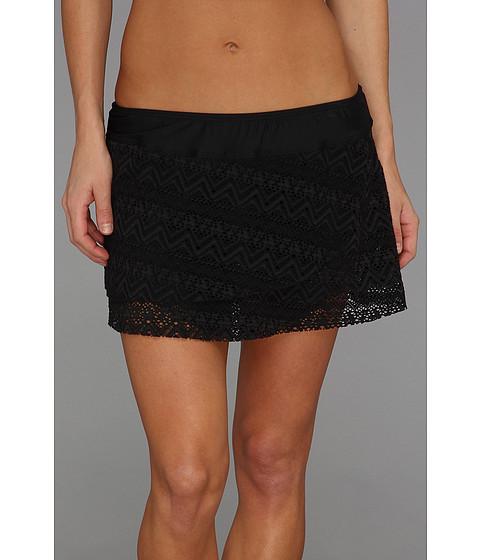 Costume de baie Athena - Cabana Skirted Pant - Black