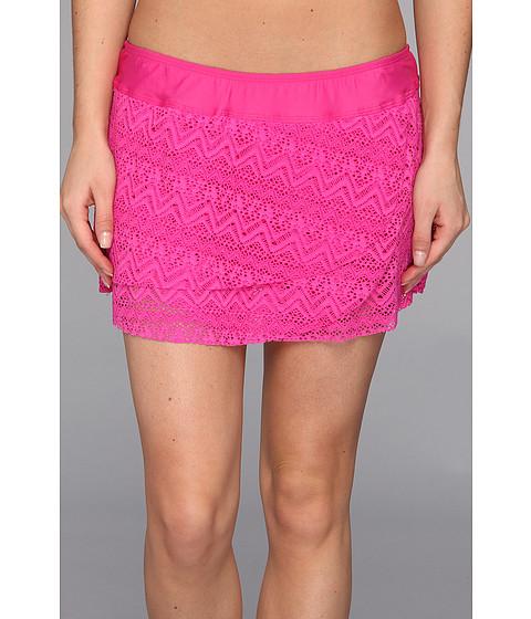 Costume de baie Athena - Cabana Skirted Pant - Pink