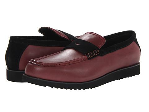 Pantofi Bugatchi - Haring - Burgandy
