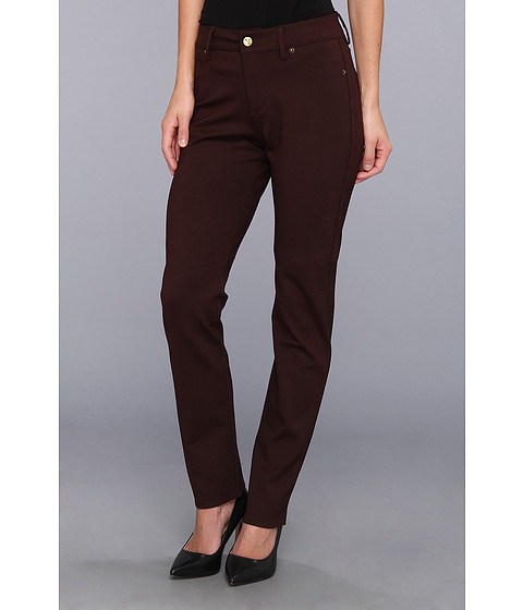 Blugi Christopher Blue - Sophia Skinny Ponte - Seal Brown