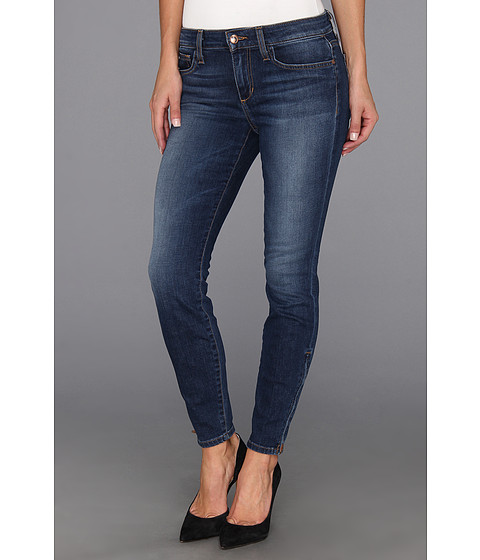 """Blugi Joes Jeans - 9\"""" Zip Skinny Ankle in Sierra - Sierra Grey"""