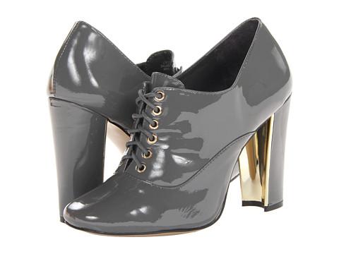 Pantofi Pour La Victoire - Fawcett - Dark Grey Patent