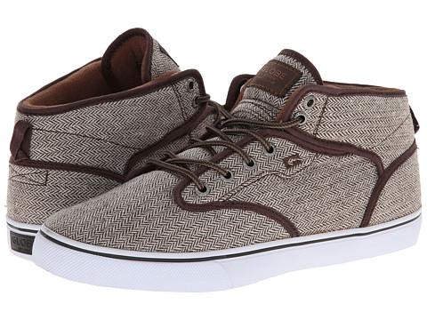 Adidasi Globe - Motley Mid - Brown Herringbone