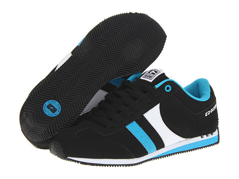 Adidasi Globe - Pulse - Black/White/Cyan