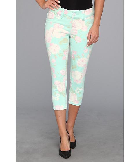 "Blugi Seven7 Jeans - 22\"" Crop Pant - Mint Primevera"