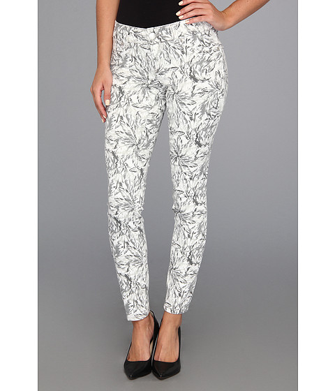 Blugi Seven7 Jeans - Printed Skinny - Grey Feather