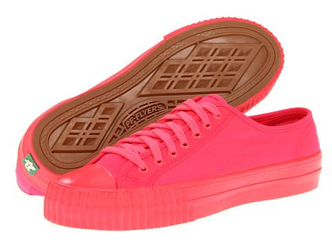 Adidasi PF Flyers - Center Lo - Pink/Nylon
