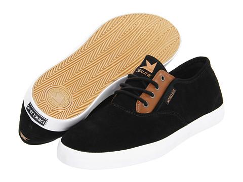 Adidasi Dekline - Daily - Black/Camel