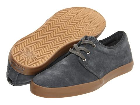 Adidasi Dekline - River - Charcoal/Gum (Suede)