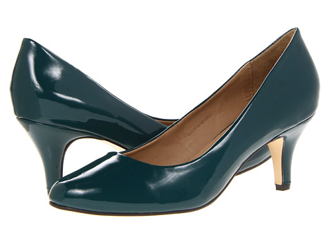 Pantofi Vigotti - Hayley - Dark Green Patent