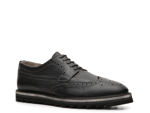 Pantofi Rogue - Rodman Wingtip Oxford - Black