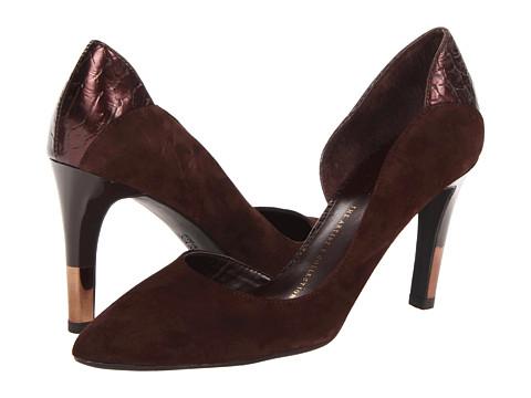 Pantofi Franco Sarto - Mumba - Milk Choco Suede