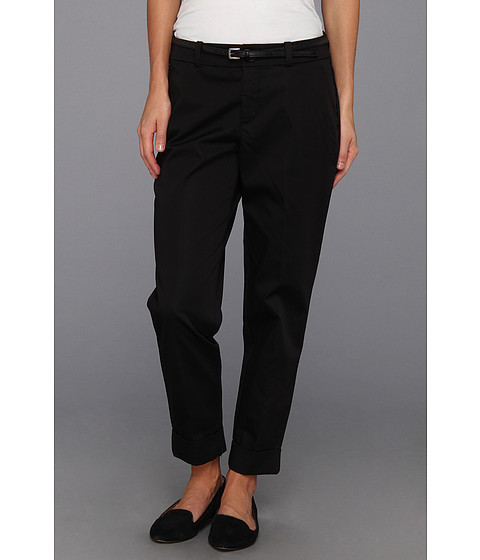 Pantaloni Dockers - Ankle Pant w/Hello Smooth Sateen - Black