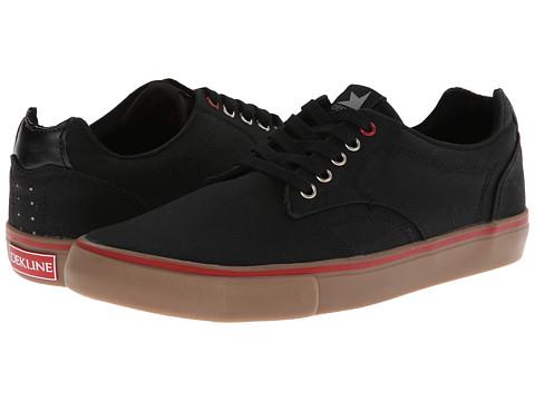 Adidasi Dekline - Timtim - Black/Gum