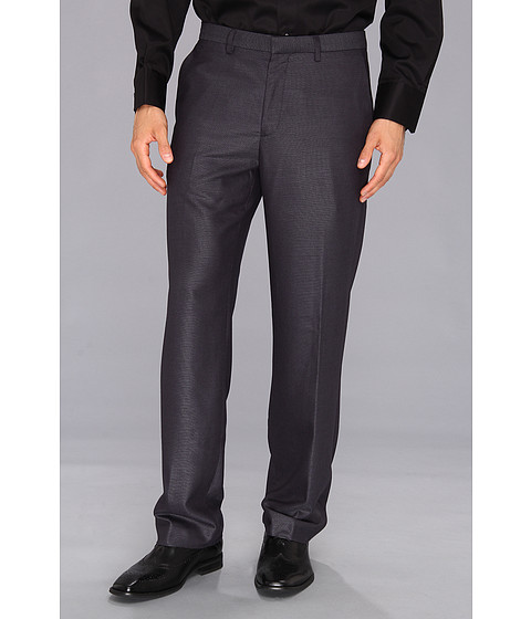 Pantaloni Calvin Klein - Poly-Viscose End On End Twill Pant - Solitaire