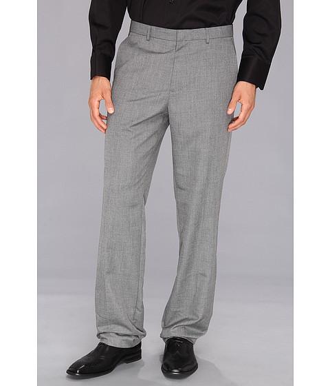 Pantaloni Calvin Klein - Poly-Viscose Micro Check Pant - Medium Grey Heather