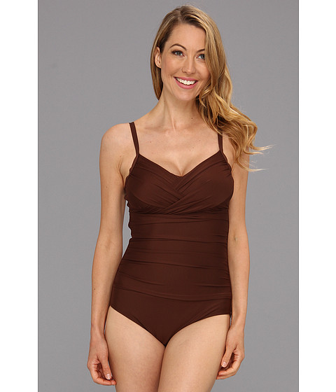 Costume de baie Athena - Heavenly One Piece - Brown