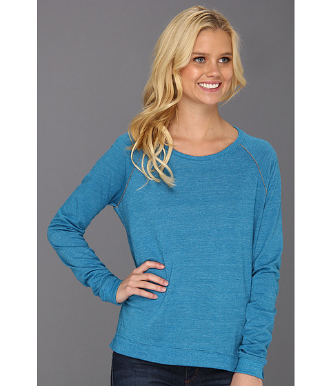 Bluze Alternative Apparel - Locker Room Pullover - Eco True Peacock