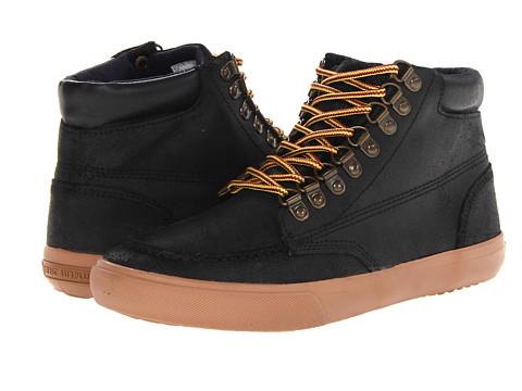 Adidasi Generic Surplus - Work Boot - Suede - Black