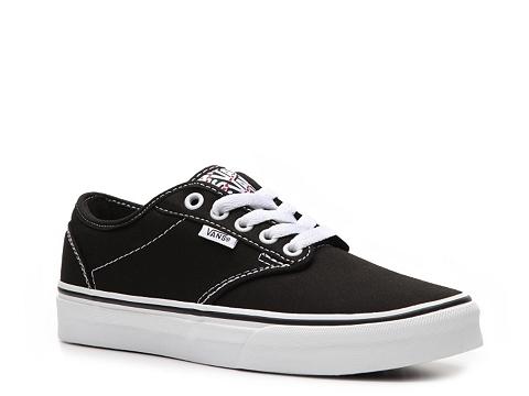 Adidasi Vans - Atwood Sneaker - Womens - Black/White