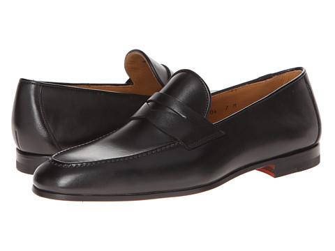Pantofi Magnanni - Roberto - Black