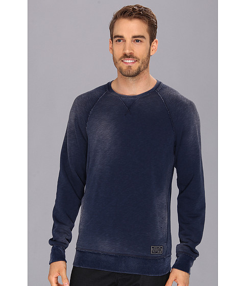 Bluze Diesel - Sfuso-RS Sweatshirt - Midnight/Blue