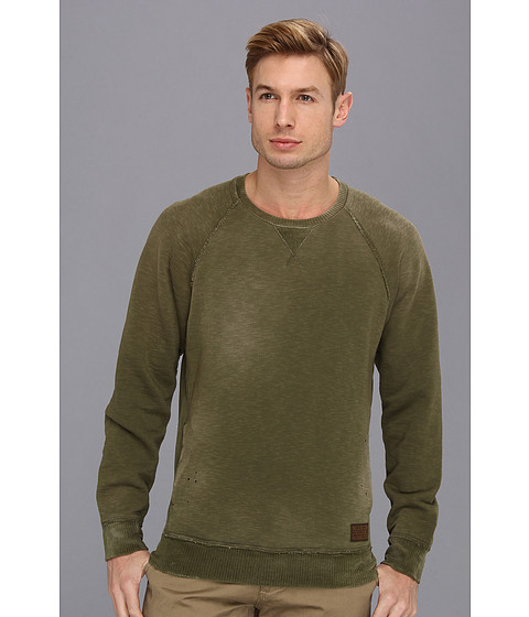 Bluze Diesel - Sfuso-RS Sweatshirt - Dark/Green