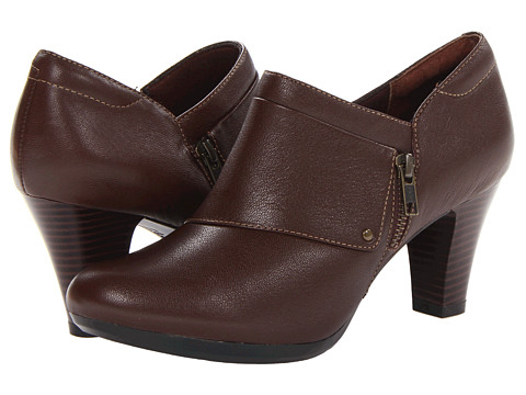 Pantofi Clarks - Clever Twinkle - Brown
