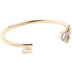 Bijuterii Juicy Couture Frozen Key Bangle Gold | mycloset.ro