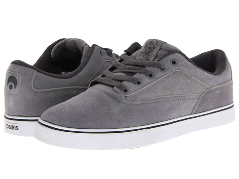 Adidasi Osiris - Caswell VLC - Grey/Charcoal/White