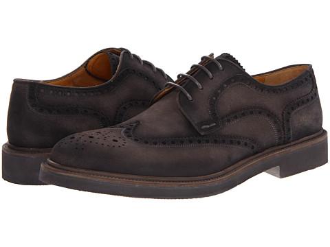 Pantofi Magnanni - Nero - Antidifu Grey