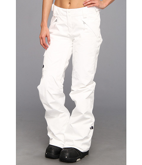 Pantaloni The North Face - Freedom LRBC Insulated Pant - TNF White/TNF White/TNF White