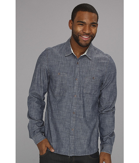 Camasi Alternative Apparel - Vista Button Up - Chambray