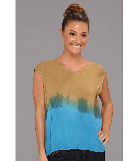 Bluze Alternative Apparel - Ono Top - Bark Ombre