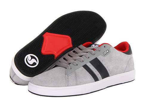 Adidasi DVS Shoe Company - Halsted - Grey Suede FA 13