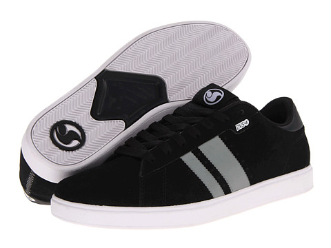 Adidasi DVS Shoe Company - Halsted - Black Suede FA 13