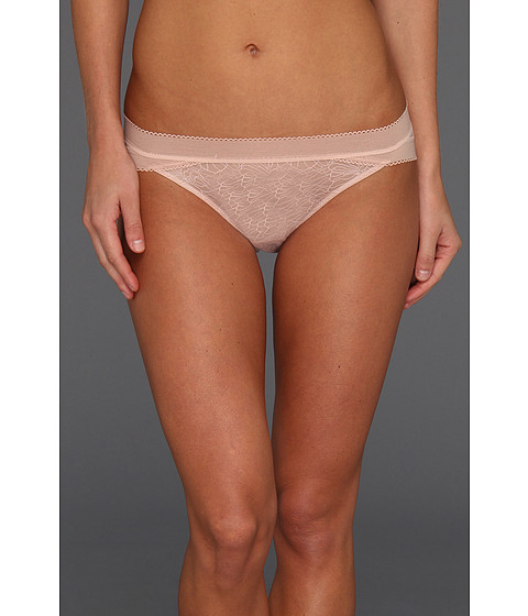 Lenjerie Calvin Klein - Launch Lace Bikini F3656 - Pegmatite