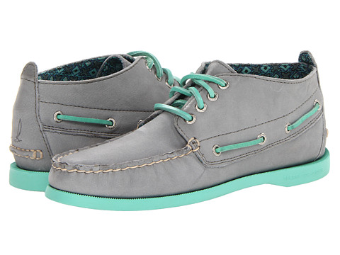 Adidasi Sperry Top-Sider - Bay Star - Charcoal (Mint)