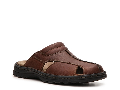 Pantofi Hush Puppies - Center Seam Clog - Brown