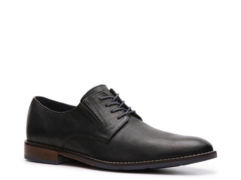 Pantofi Hush Puppies - Style Oxford - Black/Blue