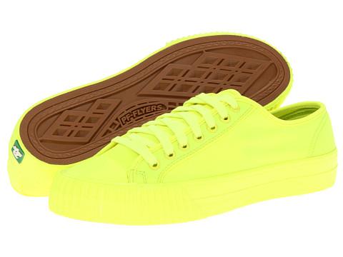 Adidasi PF Flyers - Center Lo - Bright Yellow/Nylon
