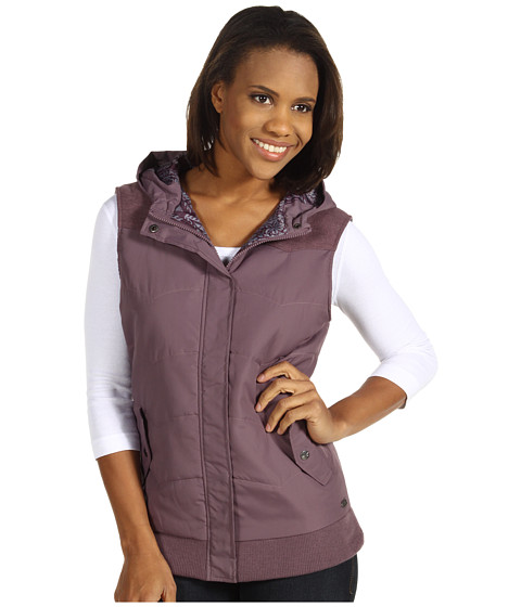 Bluze Carve Designs - Brae Vest - Dark Fig