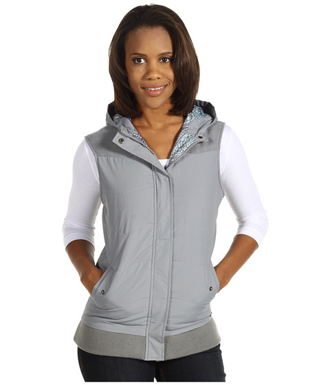 Bluze Carve Designs - Brae Vest - Granite