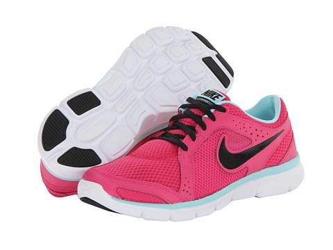 Adidasi Nike - Flex Experience Run 2 - Vivid Pink/Glacier Ice/White/Black