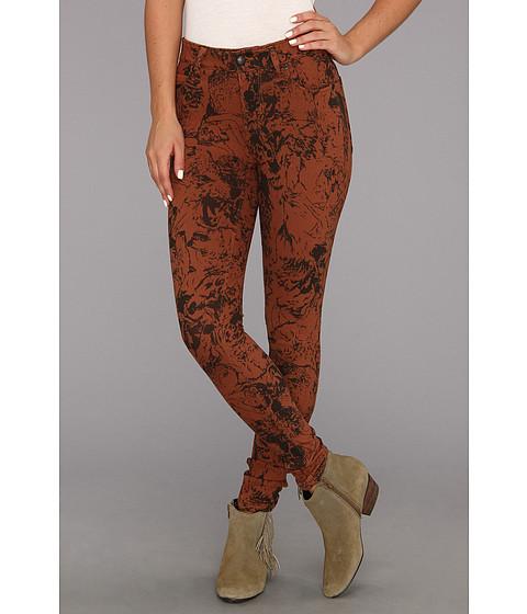 Pantaloni Obey - Lean & Mean Printed Pant - Brown