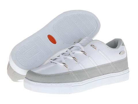 Adidasi Lugz - Pronto Lo - White/Glacier Leather