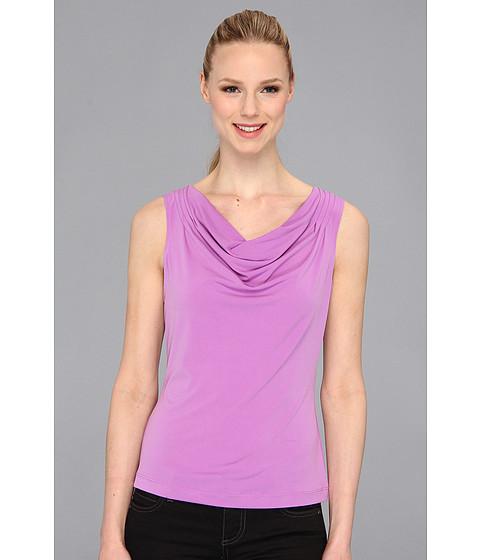 Bluze Calvin Klein - Drape Neck Cami - Light Lavender