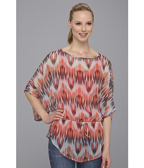 Bluze Karen Kane - Drawstring Kimono - Print