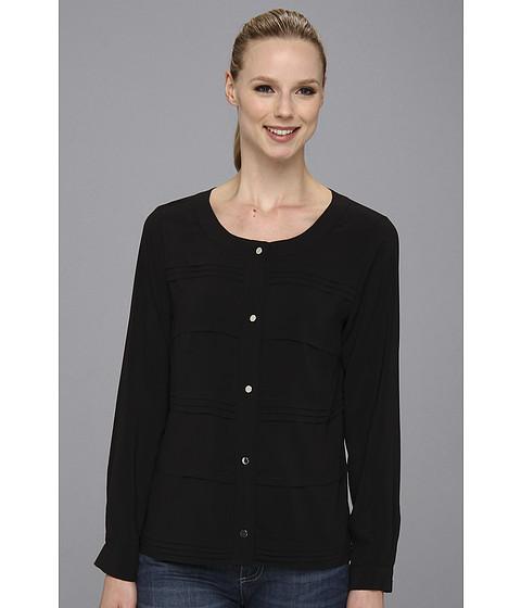 Bluze Calvin Klein - L/S Blouse - Black